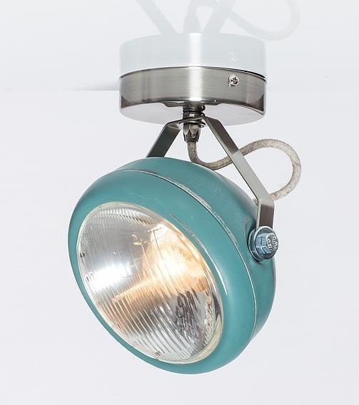 Het Lichtlab No7 headlight -  Aqua