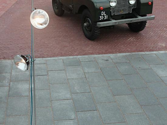 Design Vloerlamp Streetwise