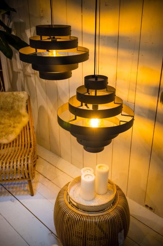 Hanglamp Blagoon Antraciet