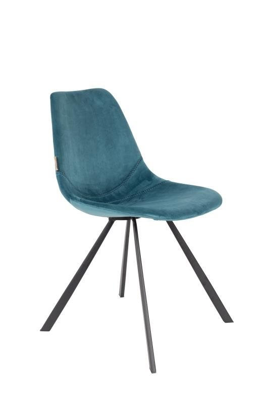 Dutchbone Franky chair velvet