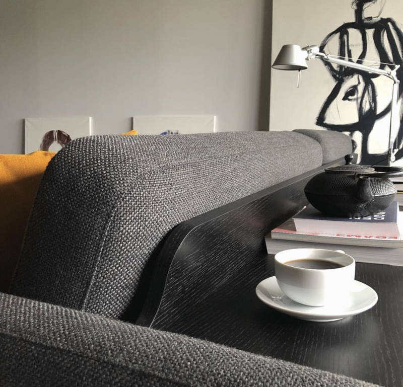 Vogan Hybrid Dark Grey Innovation Living 2019
