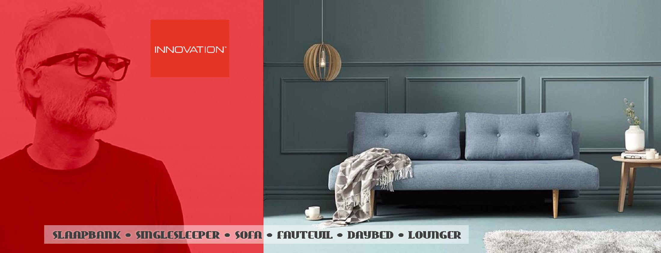 Design Meubels Banken.Innovation Living Slaapbanken Zitbanken Daybeds Design Banken