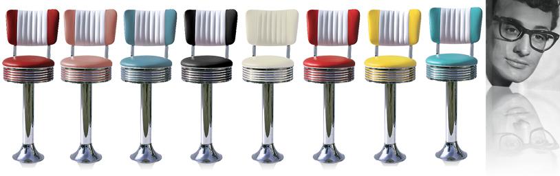 Amerikaanse Diner meubels thuis voor keuken, bar of geheel interieur