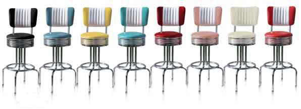 BS-28-CB barstool Diner meubels voor bar, thuis, kantine of kantoor