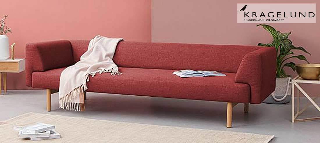 Moderne Strakke Design Bank.Kragelund Scandinavische Kwaliteits Banken Modern Mid Century Design