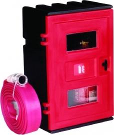 JBDE 85 Jonesco brandblusserkast rood