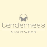 Badjas Tenderness wit 80% katoen