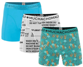 Muchachomalo boxershorts Taking care of your shorts L