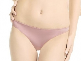 Dame de Paris string pink S