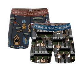 Muchachomalo boxershorts Uniform M