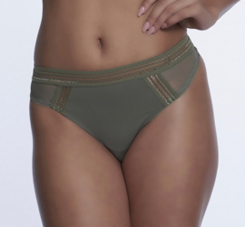 Eslie string in army green