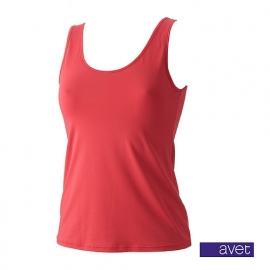 Avet top/hemd micro in diverse kleuren