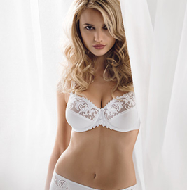 Passion beugelbh vanille 80D
