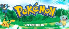 Freegun Boxershort Pokémon Pikachu