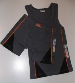 Jongenshemd met boxer Active 92/98