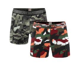 Muchachomalo boxershorts Army M