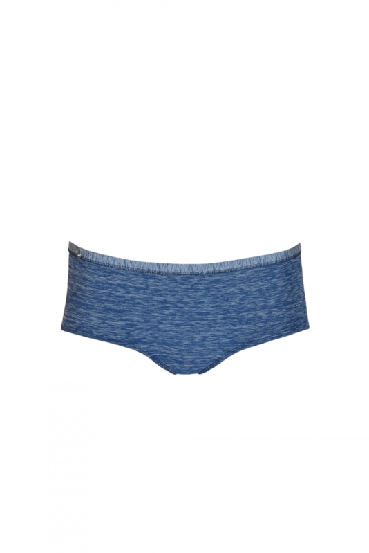 Miss Sporty sportshort in blauw L