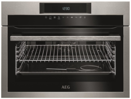 AEG Compacte Oven KPE742220M