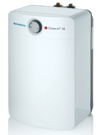 Daalderop close-in boiler Hotfill - warmwater aansluiting