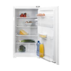 Inbouw koelkast 102 cm.