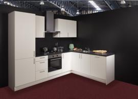 Keuken 111, Nolte Eco Florenz Softwit, 275x217 cm. en supercompleet