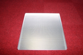 Nolte Aluminium Beschermbodem Voor Onderkast 50cm. - AVMZ50