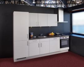 Keuken 123, Nobilia Speed Zand, 280 cm. en supercompleet