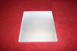 Nolte Aluminium Beschermbodem Voor Onderkast 45cm. - AVMZ45