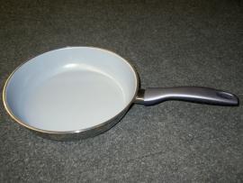 Keramische Koekenpan - 28 cm met keramische anti aanbaklaag