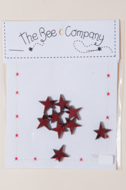The Bee Company - 9 Stars red