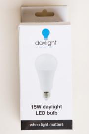 Daylight 15W daylight LED bulb