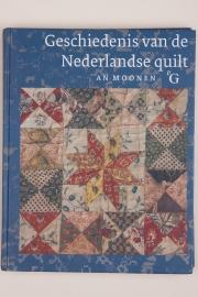 An Moonen - Geschiedenis van de Nederlandse quilt