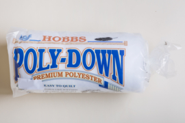 Hobbs Poly-down Twin size