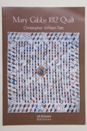 Christopher Wilson Tate - Mary Gibbs 1812 Quilt
