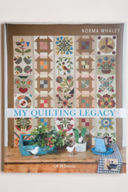 Norma Whaley - My Quilting Legacy
