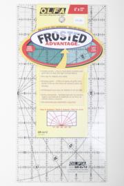 "Olfa Frosted Advantage 6 x 12"""