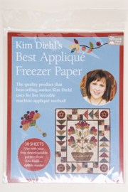That Patchwork Place - Kim Diehl's Best Appliqué Freezer Paper