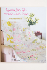 Judy Newman - Quilts for life made with love