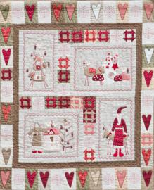 Lynette Anderson designs - Scandinavian Christmas