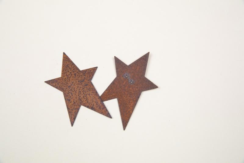 """3"""" Star 2 stuks"""