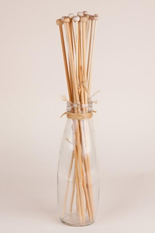 Bamboe breinaalden