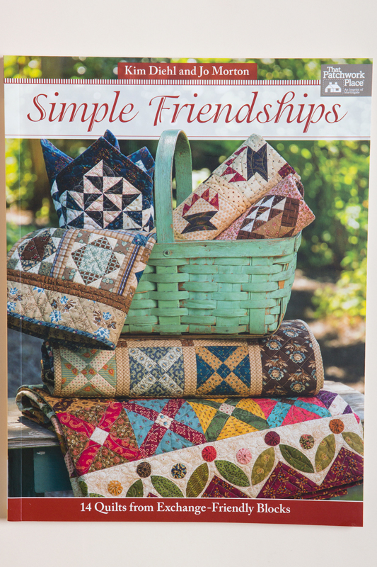 Kim Diehl & Jo Morton - Simple Friendships