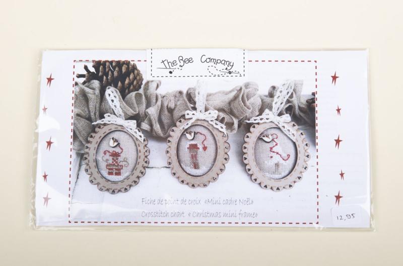 The Bee Company - Christmas mini frame