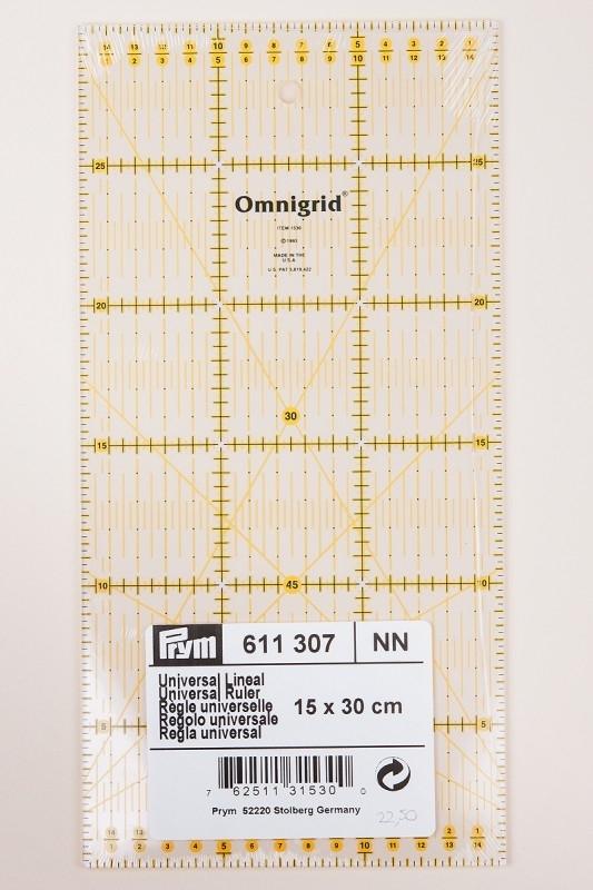 Omnigrid 15 x 30 cm