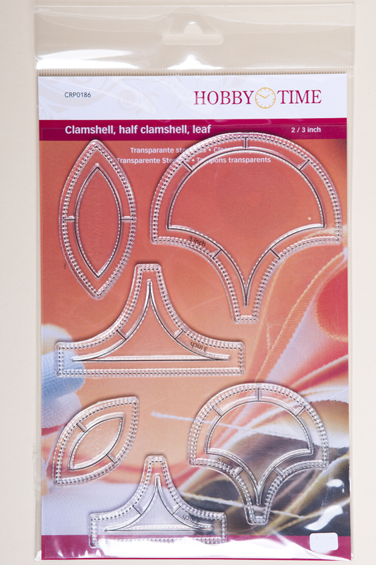 Hobby Time - Clear Stempels CRP0186