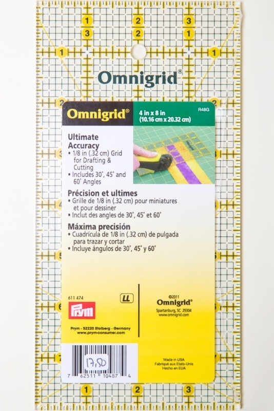 """Omnigrid 4 x 8"""""""