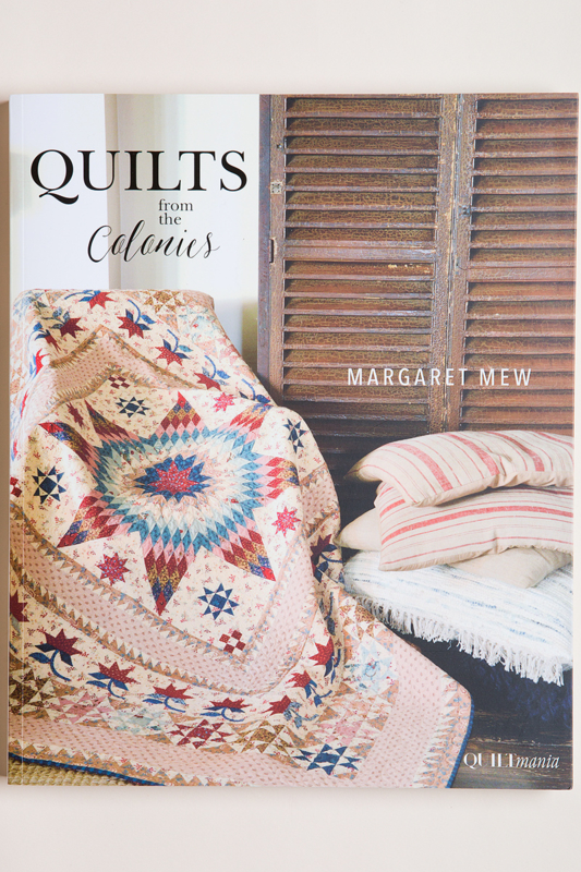 Margaret Mew - Quilts from the Colonies
