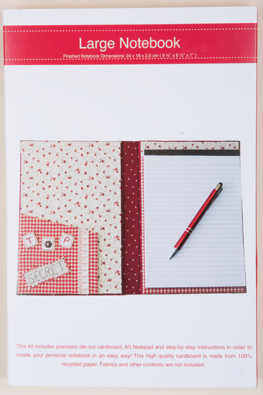 Rinske Stevens design - Large Notebook