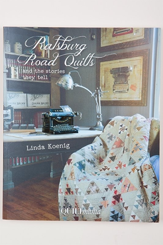 Linda Koenig - Ratsburg Road Quilts and the stories they tell