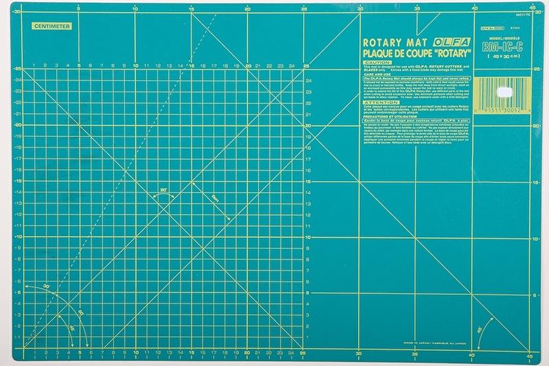 Olfa rotary mat RM-IC-C (45 x 30 cm)
